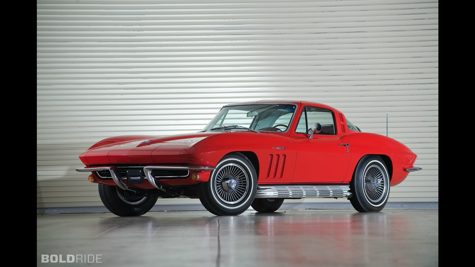 Chevrolet Corvette 327/375 Coupe