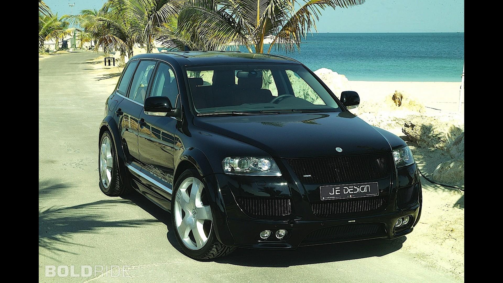 JE Design Volkswagen Touareg Widebody