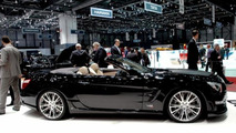 Brabus 800 Roadster at 2013 Geneva Motor Show