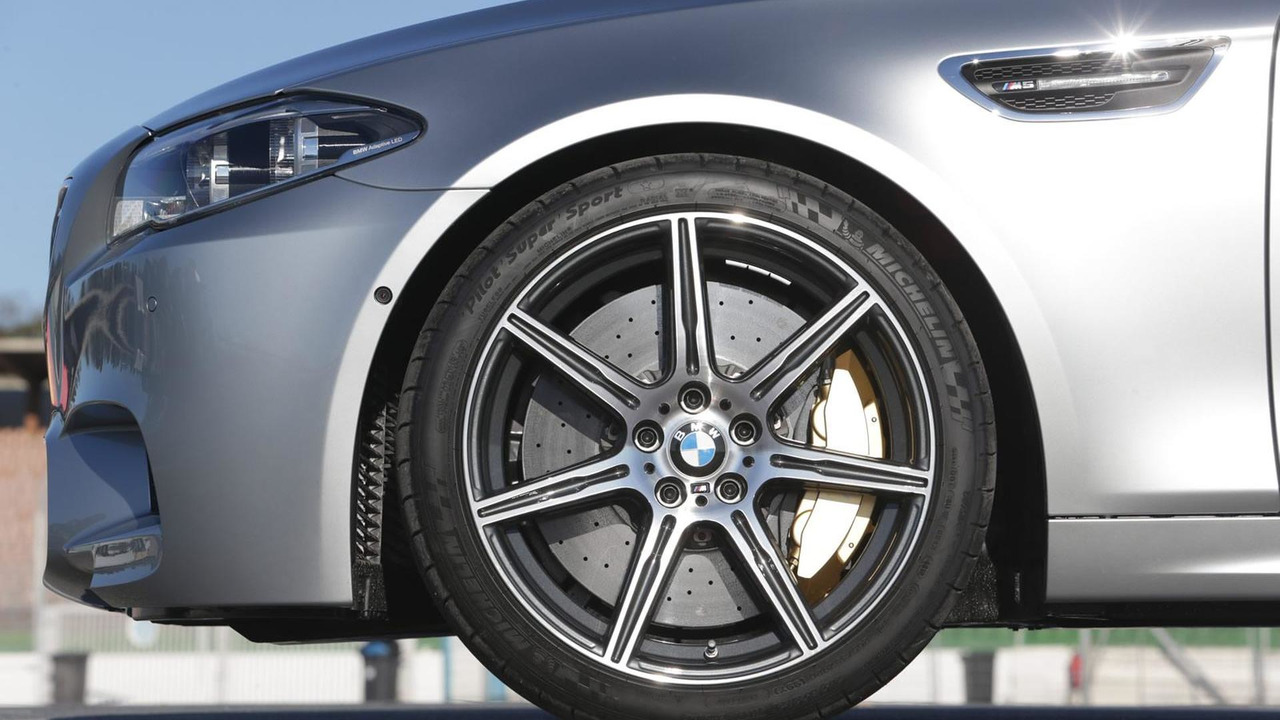 2014 BMW M5 with Competition Package