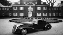 Rolls Royce Jonckheere Aerodynamic Coupe II by Ugur Sahin