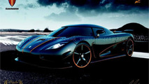 Koenigsegg unveils Agera R Hundra to celebrate 100th production car