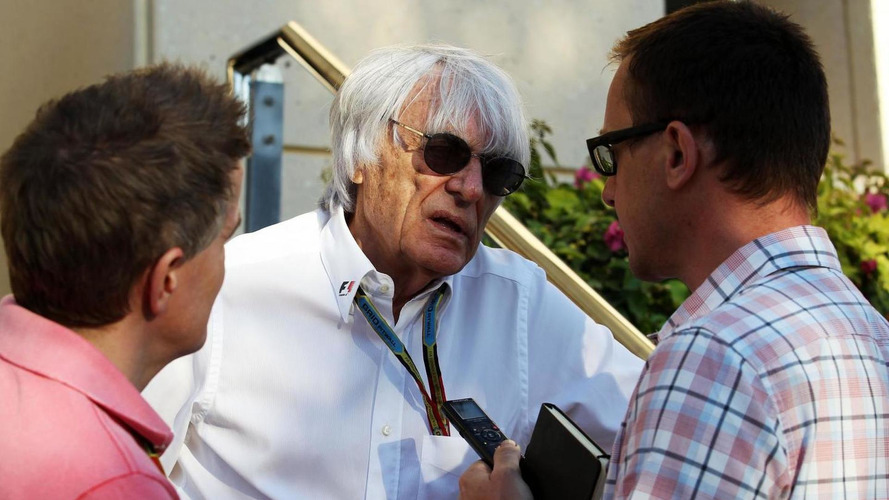 Ecclestone approves 'human rights policy' for F1