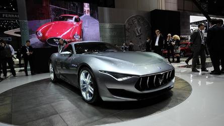 Maserati Alfieri EV confirmed