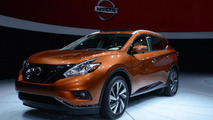 2015 Nissan Murano unveiled in New York