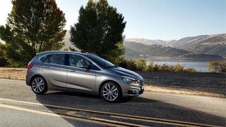 BMW 2 Series minivan is more popular than you think