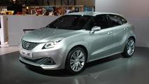 Suzuki iK-2 Compact Hatchback Concept at 2015 Geneva Motor Show