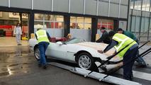 One Millionth Corvette Restoration