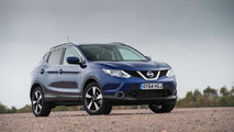 Nissan Qashqai gains 163 HP turbocharged 1.6-liter gasoline engine
