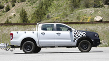 2015 Ford Ranger spy photo