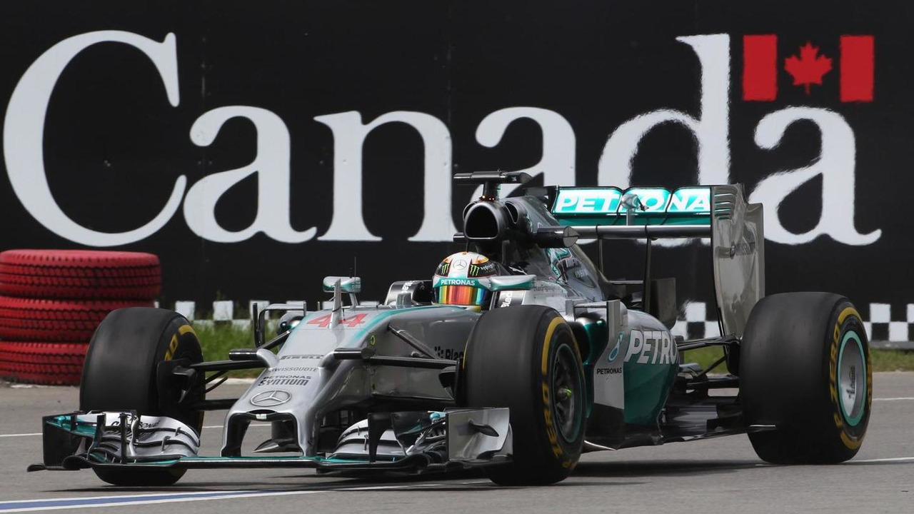 Lewis Hamilton (GBR), Canadian Grand Prix, Montreal, Canada, Practice Day / XPB