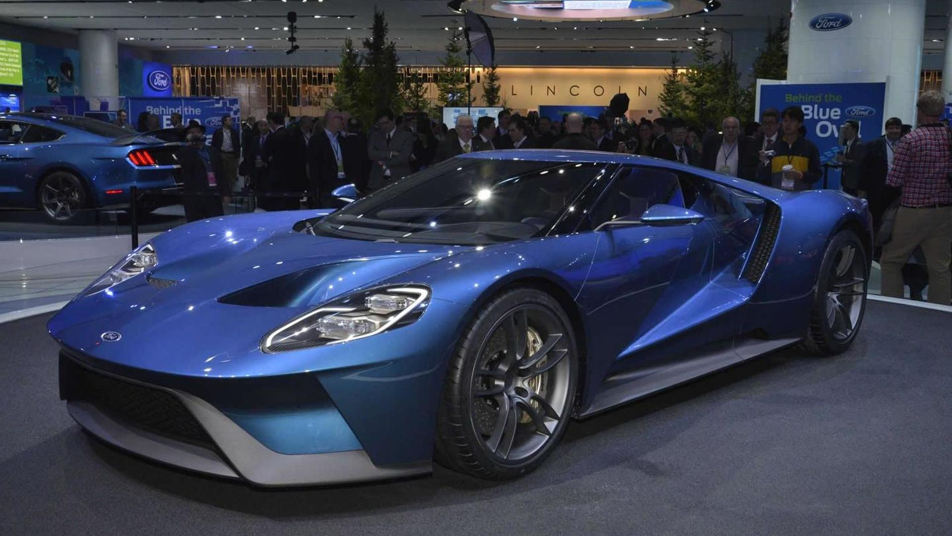 Former Ford GT engineer Kip Ewing leaves company
