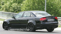 2009 Audi A7 Spy Photos