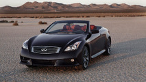 Infiniti unveils the 2013 IPL G Convertible in L.A.