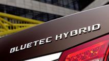 Mercedes E300 BlueTEC Hybrid - 21.12.2011