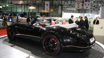 Wiesmann MF4 Roadster Unveiled in Geneva