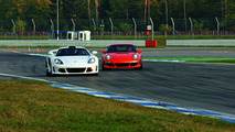 Gemballa Mirage GT on track, company photos, 25.02.2010