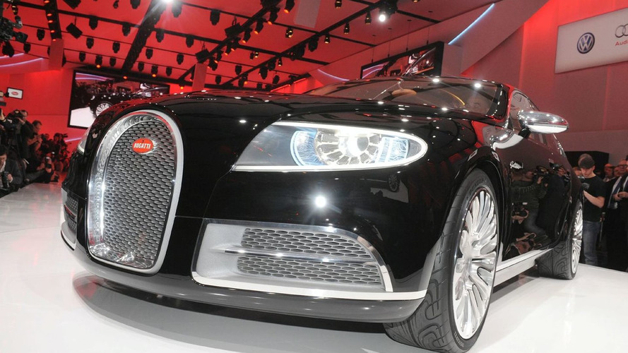 Bugatti 16C Galibier Makes Public Debut in Geneva