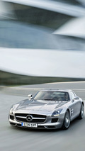 2010 Mercedes SLS AMG Gullwing
