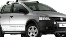2008 Volkswagen CrossFox Facelift