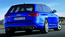 Audi RS 6 Avant Revealed