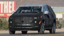 2018 Buick Enclave spy photo