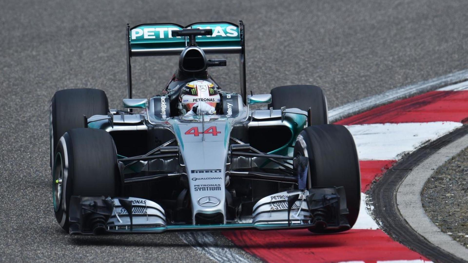 Hamilton questions F1's 'green' credentials