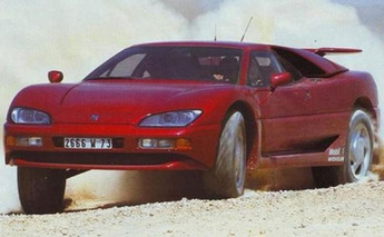 How a French Microcar Company Built The Baddest Off-Road Supercar Ever