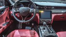 Maserati Quattroporte GranSport - Toronto live