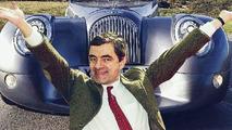 Mr Bean and Morgan Aeromax