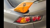 Schwabenfolia Mitsubishi Lancer Evo X