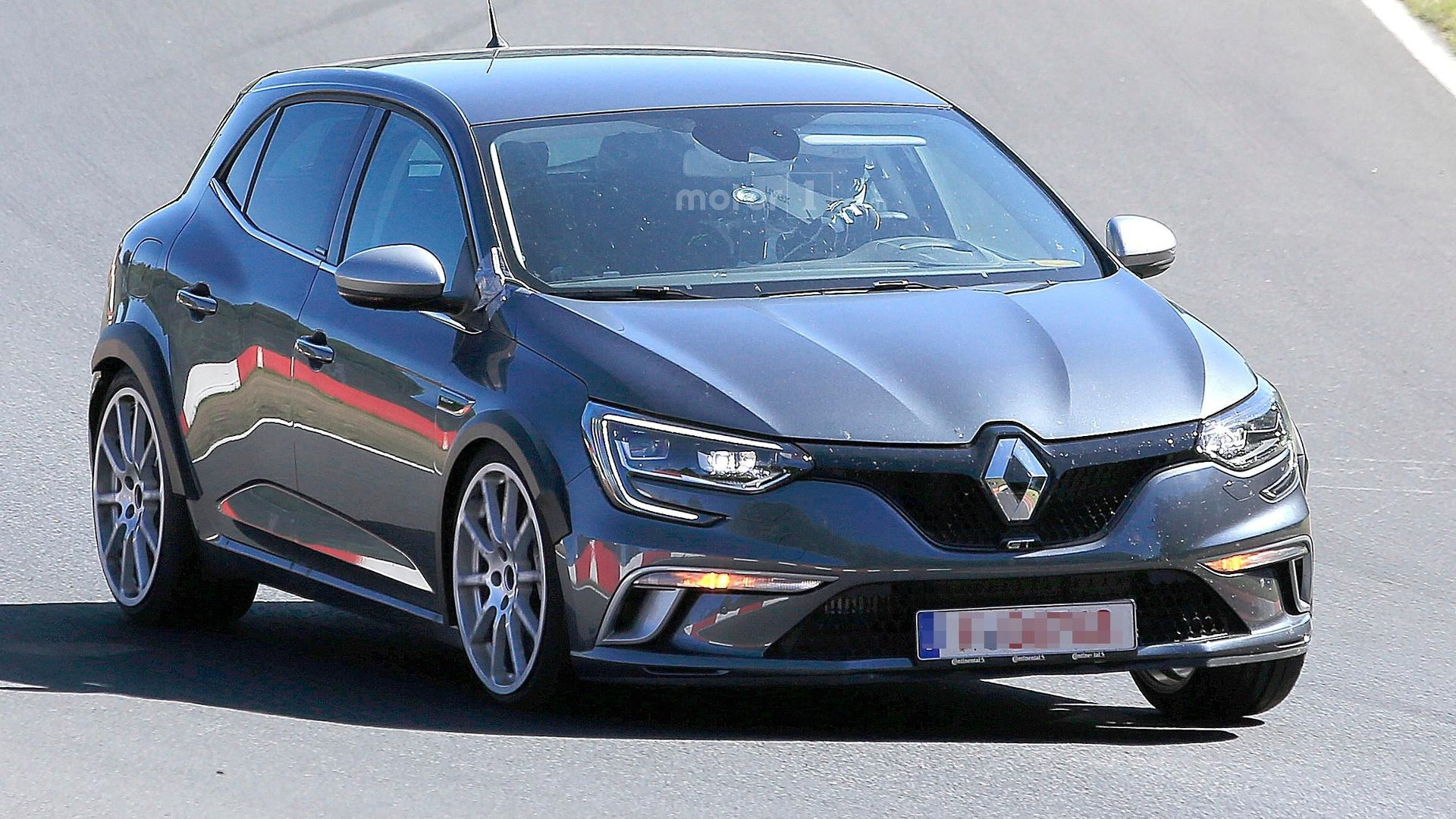 renault insider reveals megane rs will have fwd manual new 2 0 turbo. Black Bedroom Furniture Sets. Home Design Ideas