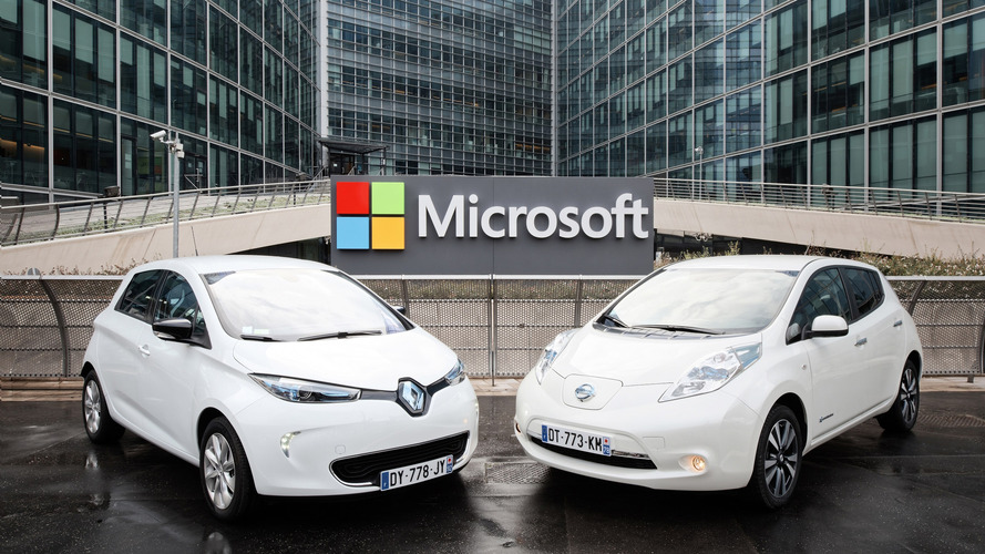 Microsoft finds new automotive partner in Renault-Nissan