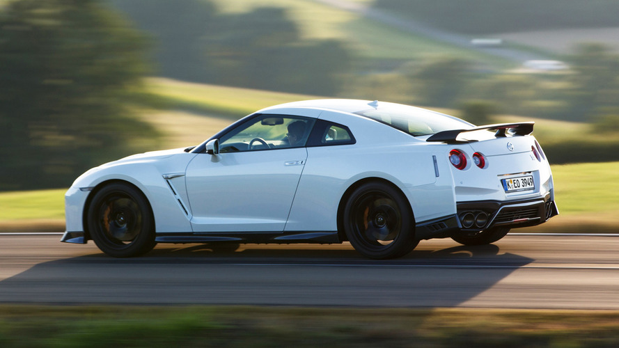 Nissan GT-R Track Edition announced for UK starting at £91,995