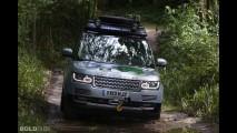 Land Rover Range Rover Hybrid Prototype