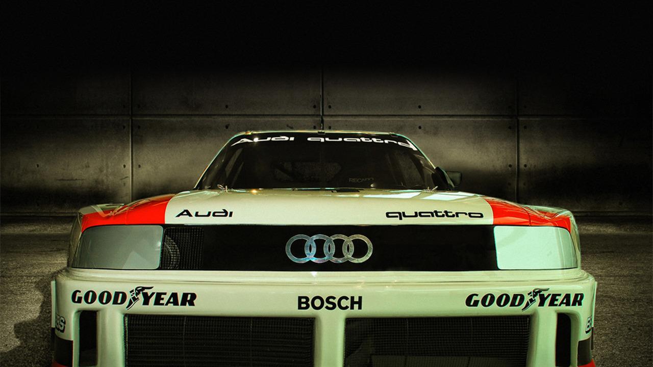 Audi 90 Quattro IMSA GTO