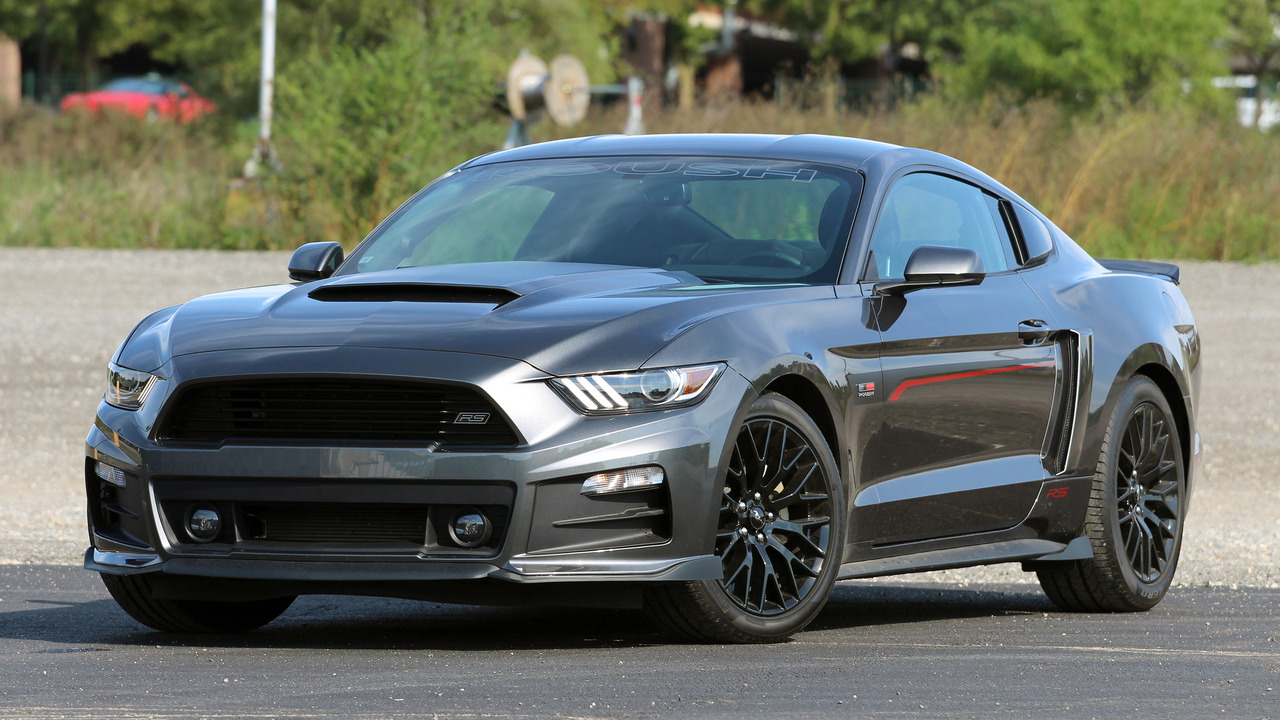 Review 2017 Roush Rs Mustang
