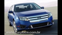 Ford mostra versão híbrida do Novo Fusion - Sedan será pace car da Nascar