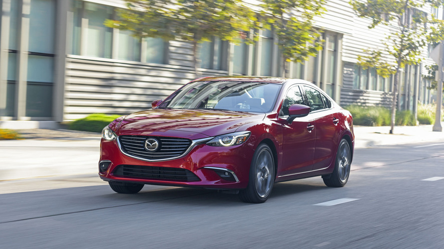 2017 Mazda6 starts at $22,780, gets extra equipment.
