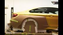 Vorsteiner BMW GTRS4 M4