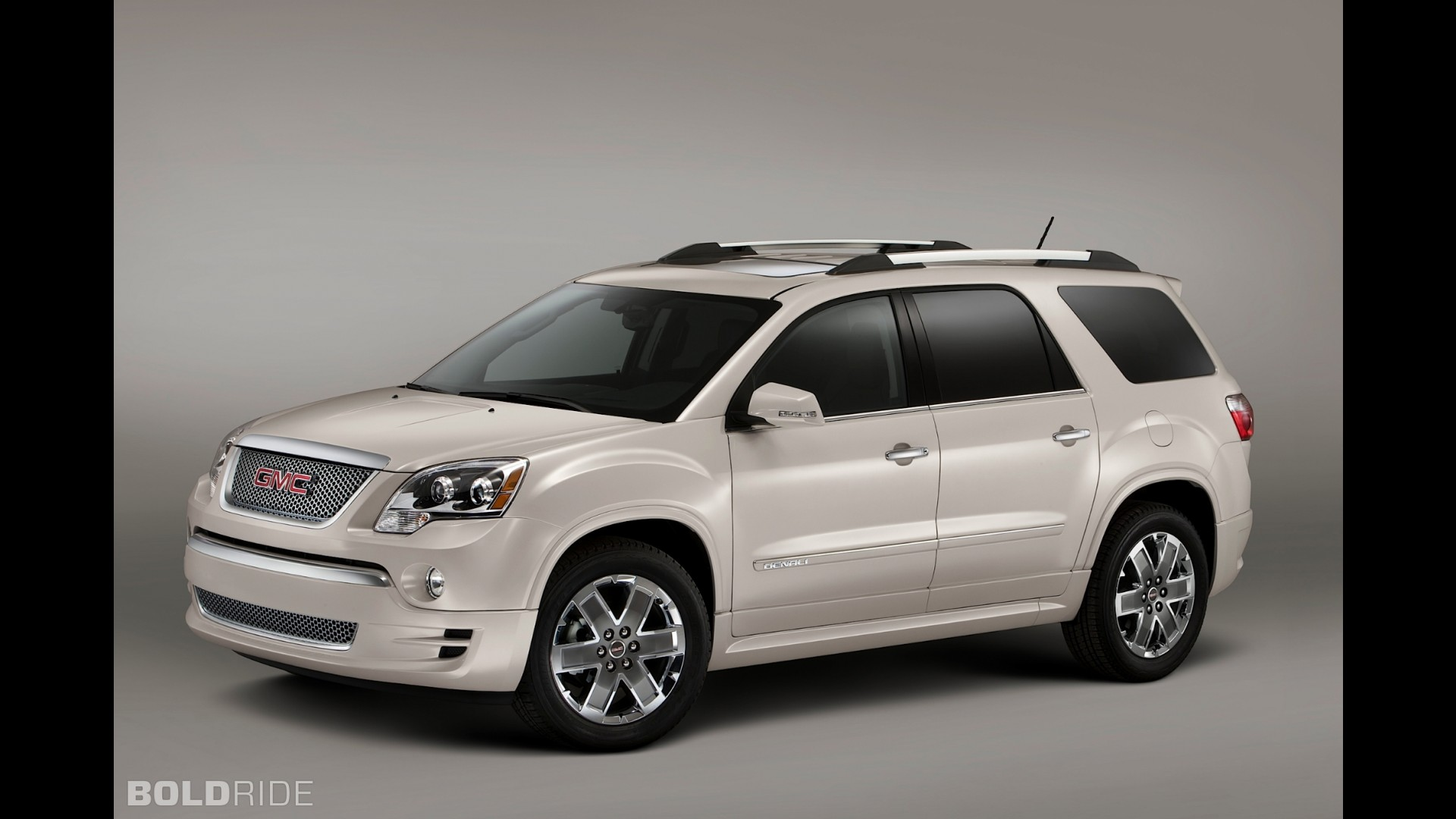 Police Car Website >> GMC Acadia Denali