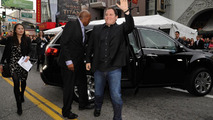 Jon Favreau with Acura MDX 13.4.2012