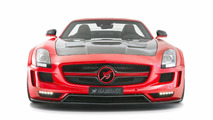 Hamann Hawk Roadster based on Mercedes SLS AMG revealed