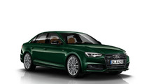 Audi A4 Goodwood Green