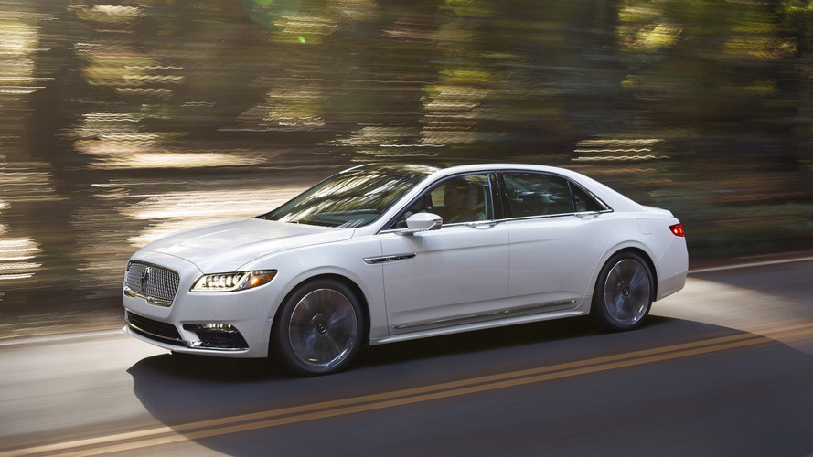 Lincoln Continental receives interest from 40,000 potential buyers