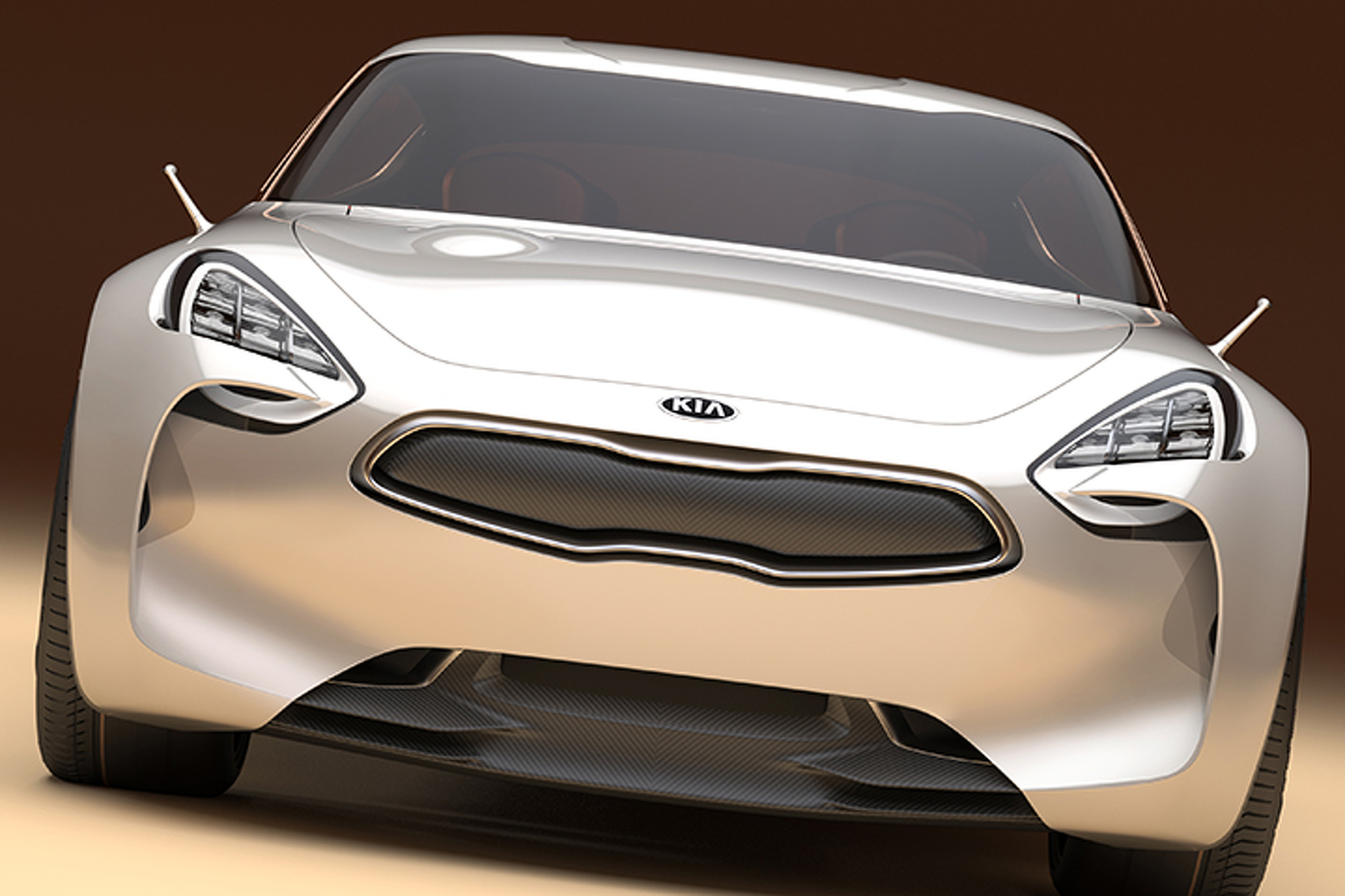 Kia GT Hits Research and Development Stage