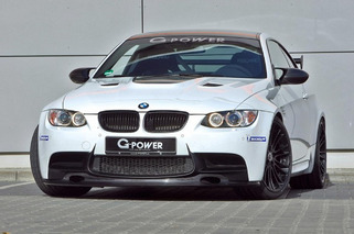 BMW M3 Gone Wild: The G-Power M3 RS