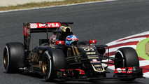 Lotus cannot compete with top teams - Lopez