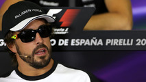 Alonso 'disillusioned' but not 'dark and moody'