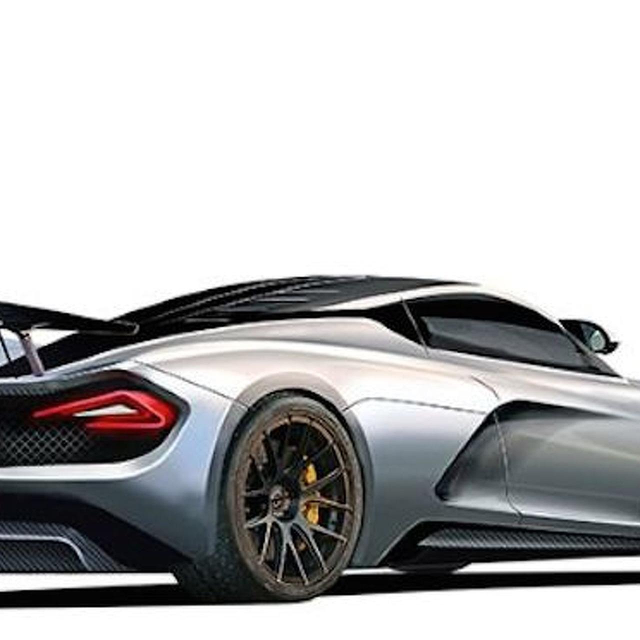 Hennessey Venom F5: America's 1,400HP, 290MPH Hypercar